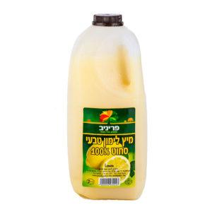 משקה טעים - מיץ לימוון טבעי