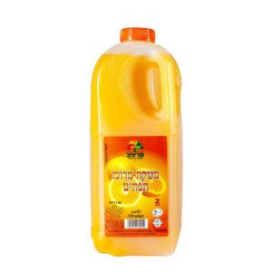 משקה טעים - סירופ בטעם תפוזים
