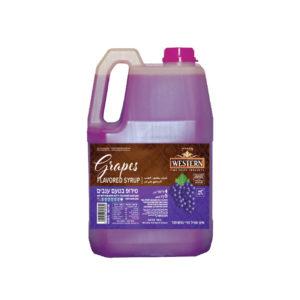 משקה טעים - סירופ בטעם ענבים